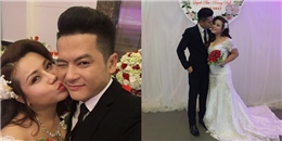 yan.vn - tin sao, ngôi sao - Vợ chồng diễn viên Hoàng Anh liên tục hôn nhau trong lễ cưới