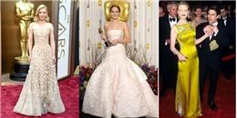 Những chiếc váy đắt nhất lịch sử gần 9 thập kỉ của giải Oscar