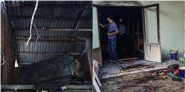 Vụ hỏa hoạn chết 4 người: mẹ vẫn ôm chặt con trong lòng