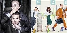 3 bộ phim truyền hình 'gây sóng gió' màn ảnh Hàn Quốc hiện nay