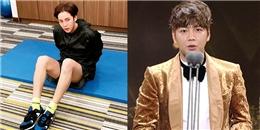 yan.vn - tin sao, ngôi sao - Fan hốt hoảng khi thấy hình ảnh sụt cân khó nhận ra của Jang Geun Suk