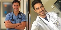Đứng ngồi không yên với những chàng bác sĩ quyến rũ nhất hành tinh