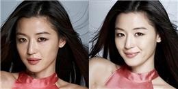 Sao Hàn thay đổi ra sao khi qua bàn tay của photoshop