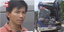 Thêm một tài xế dìu xe khách mất lái, cứu 30 người thoát chết