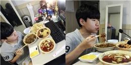'Sốc toàn tập' với cậu bé kiếm hơn 30 triệu mỗi đêm chỉ nhờ ngồi ăn