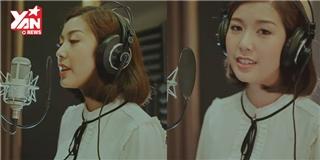 Á hậu Thúy Vân khoe giọng ngọt ngào cover nhạc phim  La La Land