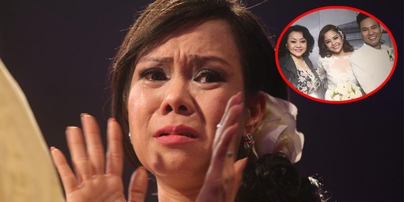 Việt Hương viết thư xin lỗi vì giễu cợt thô tục tại đám cưới Đình Bảo