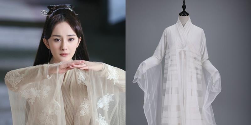 """Trang phục của Dương Mịch trong """"Tam sinh"""" được đấu giá gần 30 triệu"""