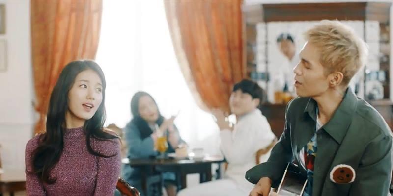 """Suzy chính thức """"thả xích"""" cho bản song ca mà fan chờ đợi"""