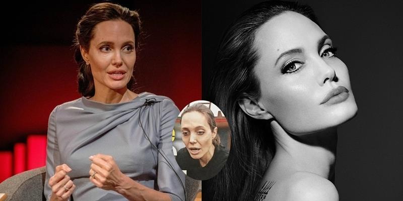 """Hậu lùm xùm ly hôn, Angelina Jolie tái xuất rạng rỡ như """"nữ thần"""""""