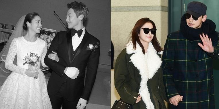 yan.vn - tin sao, ngôi sao - Dân Hàn háo hức mong chờ con đầu lòng của Rain và Kim Tae Hee