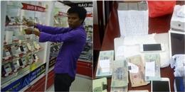 Bảo vệ trộm lô điện thoại trị giá 1,5 tỉ đồng để ăn chơi cùng bạn gái