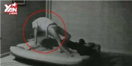 Đặt camera theo dõi, cô gái phát hiện bị hành hạ mỗi đêm