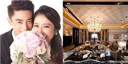 yan.vn - tin sao, ngôi sao - Hé lộ tổ ấm siêu cao cấp của cặp đôi Lâm Tâm Như - Hoắc Kiến Hoa