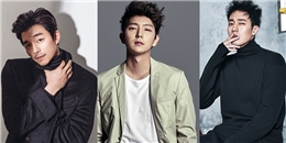 Top 10 sao nam Hàn có diễn xuất hàng đầu màn ảnh nhỏ hiện nay