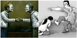 Nhân tướng học chỉ ra nét mặt đàn ông ích kỉ, làm khổ vợ con
