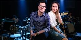 yan.vn - tin sao, ngôi sao - Mỹ Tâm trẻ trung với váy jeans ngắn, tình tứ bên Quang Dũng
