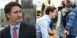 Thủ tướng Cananda gây chú ý vì quá đẹp trai và lịch lãm