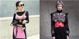 Vừa sang Hàn, Tóc Tiên, Min đã lọt top sao mặc đẹp hàng đầu