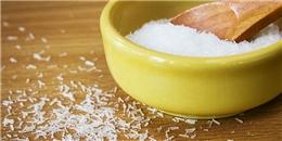 Nên nêm bột ngọt vào thời điểm nào?