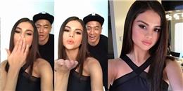 yan.vn - tin sao, ngôi sao - Điều gì khiến Selena đang vui bỗng ngại ngùng trong clip chào Việt Nam