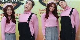 yan.vn - tin sao, ngôi sao - Karik tiết lộ về chuyện giấu nhẹm tình yêu với Đàm Phương Linh