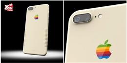 Hoài niệm với iPhone 7 Plus phong cách vừa mới vừa cũ, giá gấp đôi