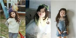 Thiên thần Hàn Quốc khiến các anh 'nguyện trồng cây si' dù mới 5 tuổi
