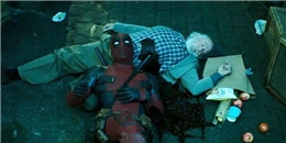 'Deadpool 2' tung teaser khiến fan sặc cười vì cảnh người hùng thay đồ