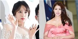 """""""Cuộc chiến"""" nhan sắc trên thảm đỏ Korea Cable TV Awards 2017"""