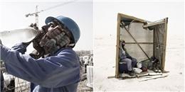 Những hình ảnh 'xấu xí' mà Dubai hoa lệ không bao giờ muốn để lộ