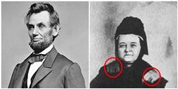 """Bóng ma Tổng thống Lincoln vẫn """"thoắt ẩn thoắt hiện"""" trong Nhà Trắng?"""