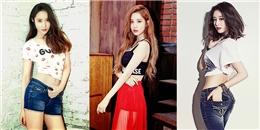 Điểm danh các 'nàng út' sexy nhất trong dàn maknae nữ Kpop