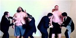'Đập tan mỡ bụng' tiết mục khiến các Beatboxer phải lé mắt