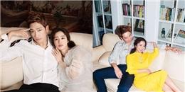yan.vn - tin sao, ngôi sao - Kim Tae Hee xuất hiện ngọt ngào bên cạnh Bi Rain trên tạp chí