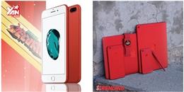 iPhone 7 màu đỏ trở thành đề tài chế ảnh của dân mạng
