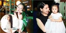 Ngất lịm trước vẻ đáng yêu của dàn công chúa nhà sao Việt
