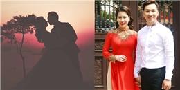 yan.vn - tin sao, ngôi sao - Hé lộ khoảnh khắc lãng mạn như trong phim của vợ chồng MC Thành Trung