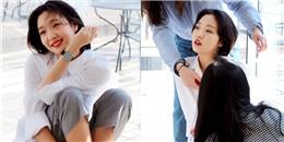 yan.vn - tin sao, ngôi sao - Từng bị chê xấu, cô dâu yêu tinh lộ ảnh hậu trường quyến rũ bất ngờ