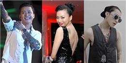 yan.vn - tin sao, ngôi sao - Những sao Việt sở hữu nhiều hình xăm nhất showbiz