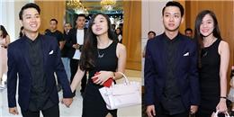 yan.vn - tin sao, ngôi sao - Hoài Lâm xuất hiện cùng bạn gái dự đám cưới Mai Quốc Việt