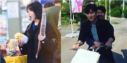yan.vn - tin sao, ngôi sao - Bình dị đến ấm lòng những khoảnh khắc đời thường của sao Hàn