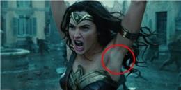 yan.vn - tin sao, ngôi sao - Trailer bom tấn Wonder Woman gây tranh cãi vì nữ chính… tẩy lông nách