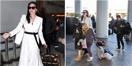 yan.vn - tin sao, ngôi sao - Fan nức lòng với hình ảnh rạng rỡ và tự tin của Angelina Jolie