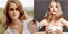 """yan.vn - tin sao, ngôi sao - Sau Amanda Seyfried, đến lượt nàng """"Hermione"""" Emma Watson lộ ảnh nóng?"""