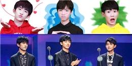 yan.vn - tin sao, ngôi sao - Loạt gif siêu cưng của TFBoys khiến fans đua nhau lưu làm ảnh comment