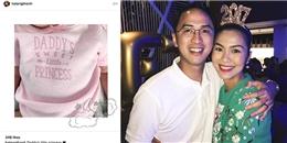 yan.vn - tin sao, ngôi sao - Tăng Thanh Hà lần đầu khoe ảnh con gái được 10 ngày tuổi
