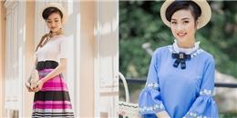 Váy áo điệu đà vào hè cho cô nàng mê phong cách cổ điển