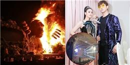 Những lần sân khấu bốc cháy khiến khán giả 'chạy mất dép'!