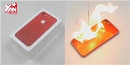 """Màn đốt cháy IP7 Red khiến các fan """"táo đỏ"""" phát thèm thuồng"""